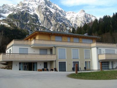 Photo for Elegant Apartment in Leogang with Ski Storage