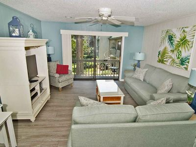 Photo for Surf Court 63 - Updated Forest Beach Townhouse