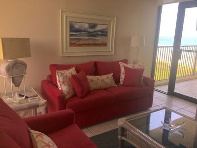 Comfortable Beach Living with Access to Main Balcony