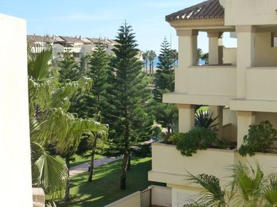 Photo for Apartment in Villa Romana Complex, Playa Serena, Roquetas de Mar.