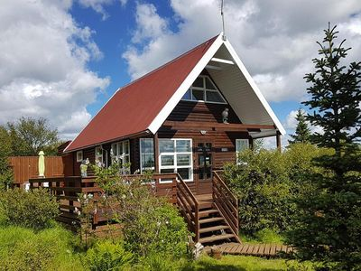 Photo for holiday home, Borgarnes  in Westisland - 6 persons, 3 bedrooms