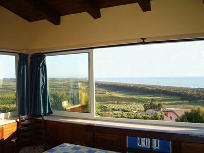 Photo for Oasi del Borgo - Jupiter | 3 bedrooms, sea views, pool, wifi, jacuzzi, climate