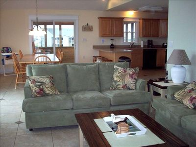 Photo for Jersey Girl 5BR 4BA Ocean Side, Sleeps 12, Private Pool, Cabana, Every Amenity!