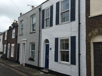 Water Street in Deal's Conservation Area