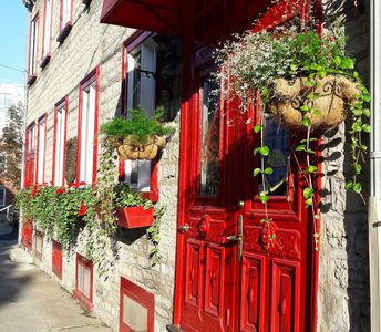 Photo for Old Quebec City, Room Bella, B&B with a good full breakfast