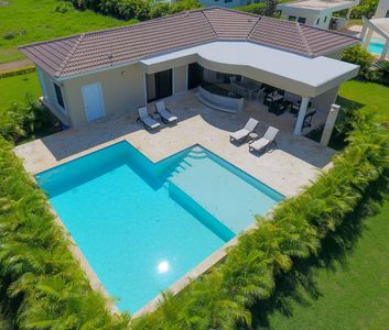 Photo for A PATCH OF PARADISE WITH THIS 2 BEDROOMS VILLA!