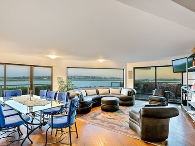 Photo for Newley Remodeled Sunrise and Sunset overlooking the sea, magnificent ocean view