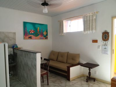 Photo for Great room and room, calm and safe, good location in Peró Beach ...........