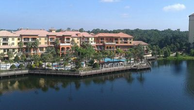 Photo for Bonnet Creek Resort - Shuttle to Disney, Lazy River, Pools, Family Friendly