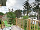 1BR Condo Vacation Rental in Edgecomb, Maine
