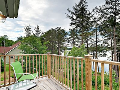 Photo for New 1BR Riverfront Condo in Sheepscot Harbour - Walk to Famed Seafood Eatery