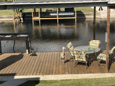 Photo for Waterfront, Inground Pool, Covered Boat Dock, Fenced 3/2 Home