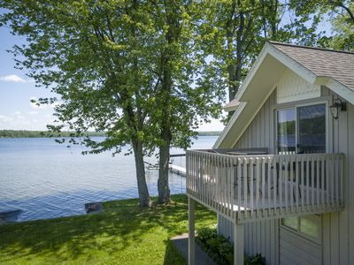 Photo for Lavish Lakehouse|Steps to Water|Kayaks, Dock & Boat Hoist, BBQ| Boaters Welcome