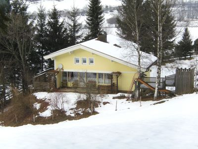 Photo for Large holiday home in a quiet location - incl. W-Lan up to 8 people