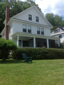 Photo for Historic Vacation Rental Home on Lake Flower in Saranac Lake