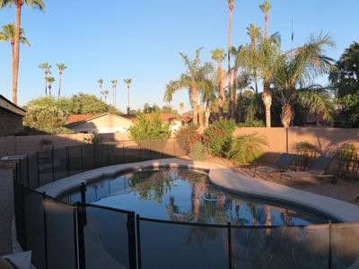Photo for Scottsdale Bungalow - RESORT Style Backyard