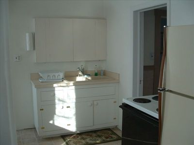 Sunny, Spacious & Well Equipped Kitchen