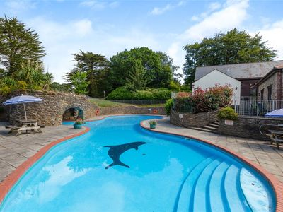 Photo for Converted Mill in the South Hams with Shared Pool
