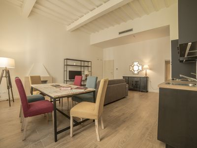 Photo for 01 Oltrarno 23 - Authentic and Charming Apartment in Oltrarno Florence