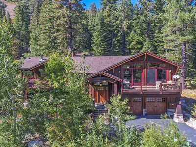Photo for Sunny Meticulously Crafted Alpine Meadows Home