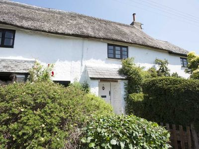 Photo for Beautifully Restored Grade 2 Thatched Cottage In Manaton