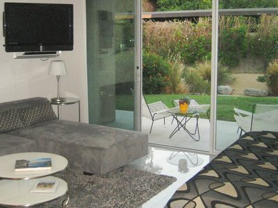 Photo for Newly Renovated Studio-Modern Life Style - Few Blocks From El Paseo