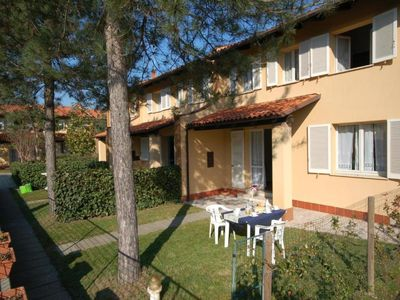 Photo for Holiday apartment Lido di Pomposa for 5 - 6 persons with 3 bedrooms - Multistorey holiday home/maiso