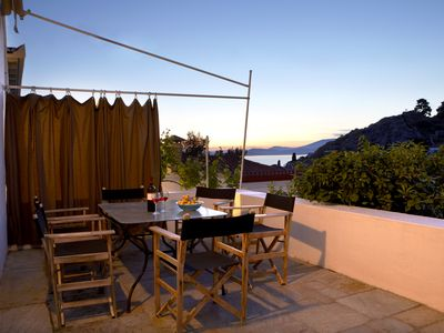 Photo for Villa 'Vega'. Stunning sunsets, Panoramic view, Peaceful & Civilized setting
