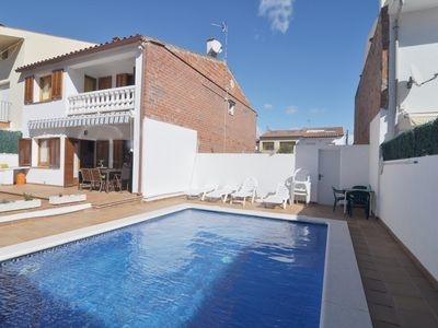Photo for ALBA: VERY SPACIOUS HOUSE WITH PRIVATE SWIMMING POOL - COSTA BRAVA