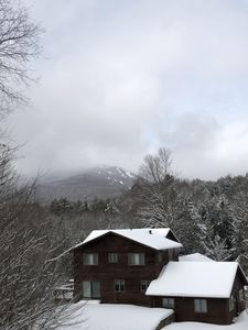 Photo for Two minutes from Stowe Mountain Resort. High end renovation. Private.