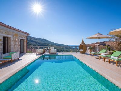 Photo for R855 Two-Bedroom Villa with Private Pool - Breakfast Included