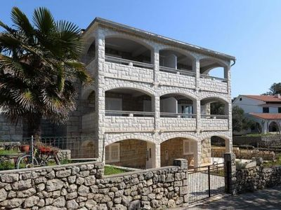 Photo for Apartments im Haus Julia, Lun  in Pag - 6 persons, 2 bedrooms