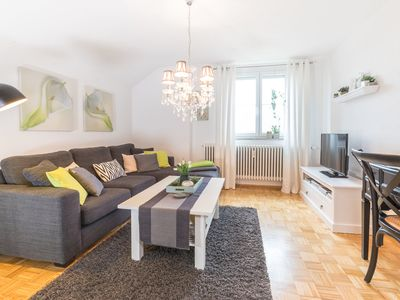 Photo for 1BR Apartment Vacation Rental in Markdorf