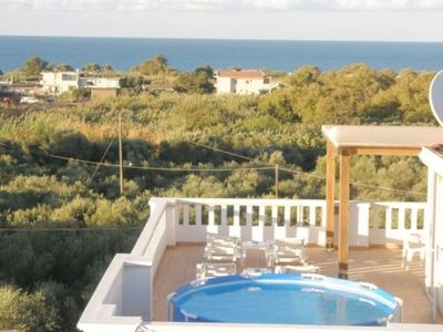 Photo for Vacation home Athina Villa  in Maleme, Chania, Crete - 6 persons, 3 bedrooms