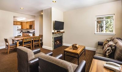 Photo for Cozy Condo Near Rocky Mountain National Park w/ Fireplace, Resort Pool & WiFi