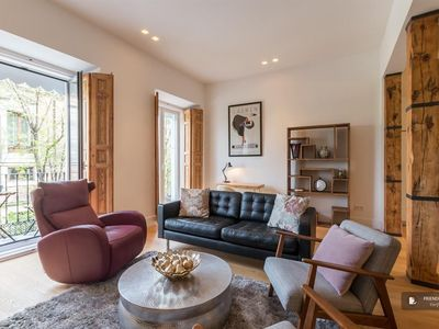 Photo for Friendly Rentals The Palacio Real apartment in Madrid