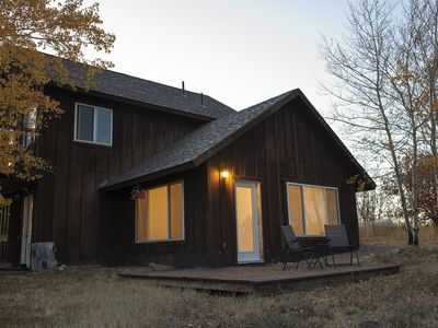 Photo for Wallaby Hollow- Stay in Our Cozy Casa for your retreat to Teton Valley
