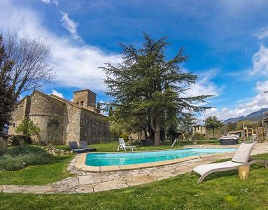 Photo for 4BR Cottage Vacation Rental in Maià de Montcal, Girona