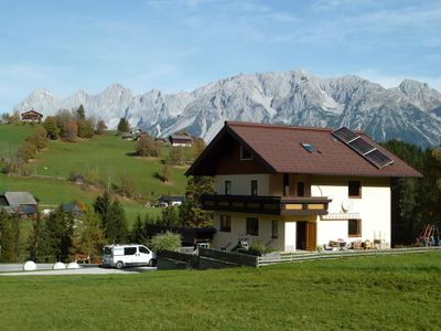 Photo for On 150m² rest and relax in the middle of the region Schladming / Dachstein.