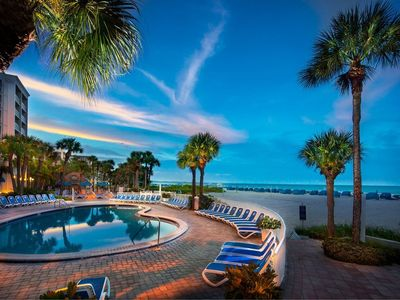 Photo for Beautiful Tradewinds beach front resort!!