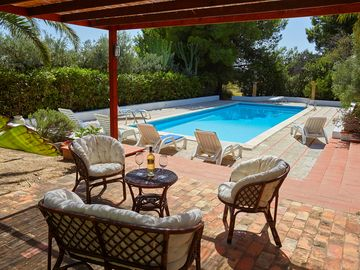 Villa with pool in Sciacca, 4 bedrooms