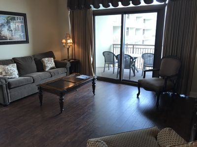 · Oceanfront Condo — Large Balcony and Shared Spaces
