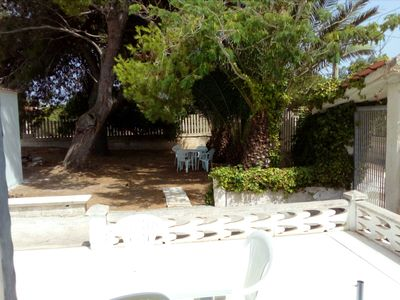 Photo for Homerez last minute deal - Nice house near the beach and terrace