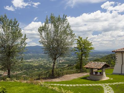 Photo for Suite Sole - Delightful apartment situated in the Chianti hills