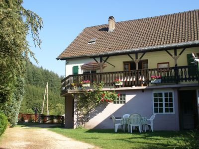 Photo for Comfortable Holiday Home with Fenced Garden in Lambach
