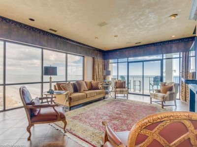 Photo for 3 Bedroom 3 1/2 Bath Luxury Oceanfront Penthouse - Spectacular Balcony Views
