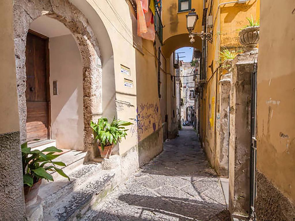 In the heart of salerno apartment flat homeaway for B b salerno centro