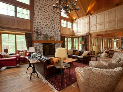 Photo for 5BR Chalet Vacation Rental in Dover, Vermont