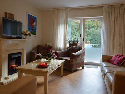 Photo for Comfy Holiday Home in Veldenz with Parking