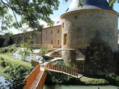 Photo for Relaxation and well-being at the castle of Charbogne in the Ardennes